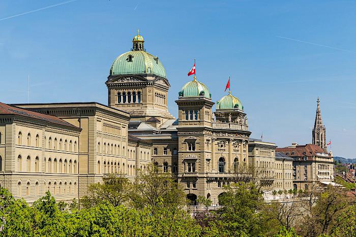 Talk: Digitization and Location Switzerland